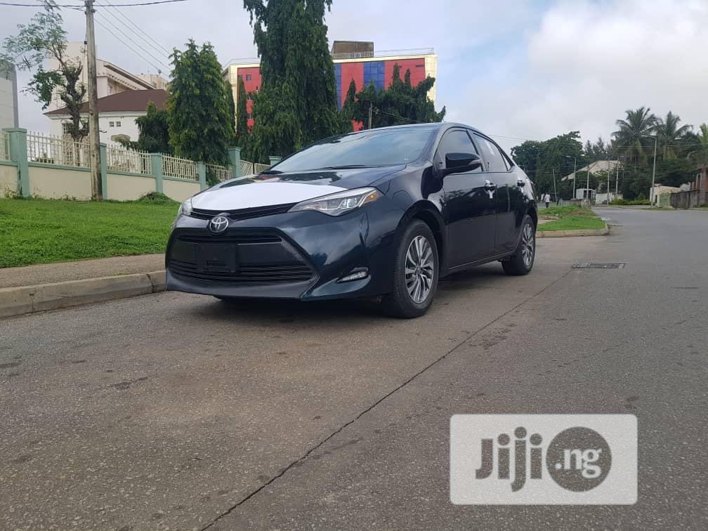 Toyota Corolla 2017 Blue In Garki 2 Cars Global Links Motors Frank Jiji Ng For Sale In Garki 2 Buy Cars From Global Links Motors Frank On Jiji Ng