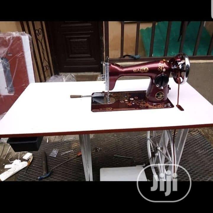 Sasa Domestic Straight Sewing Machine