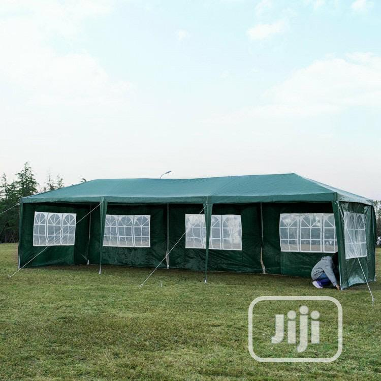 3 X 9M Gazebo Canopy Pop-up Waterproof Party Tent
