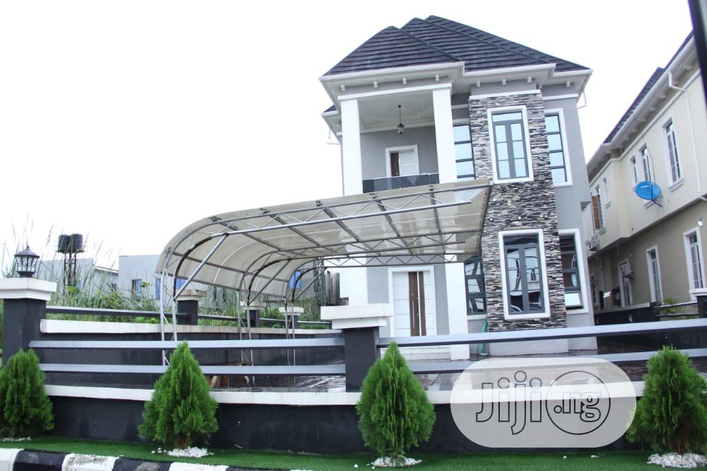 5bedroom Fully Detached Duplex at Lekky County Homes Estate
