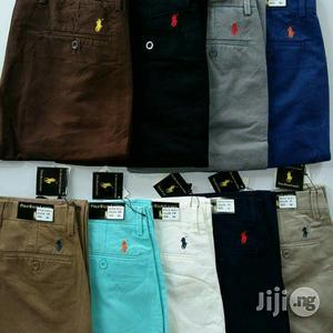 Original Polo By Ralph Chinos Trouser | Clothing for sale in Lagos State, Surulere