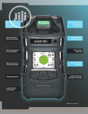 MSA Altair 5X Gas Detector (+Free 1 Year Calibration) | Kitchen Appliances for sale in Lagos State, Ikeja