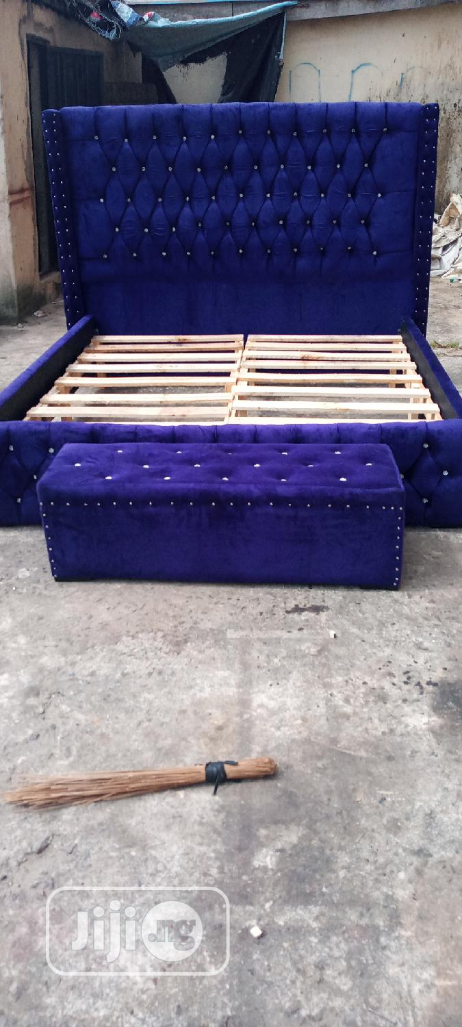 Archive: Upholstery Bed Frame