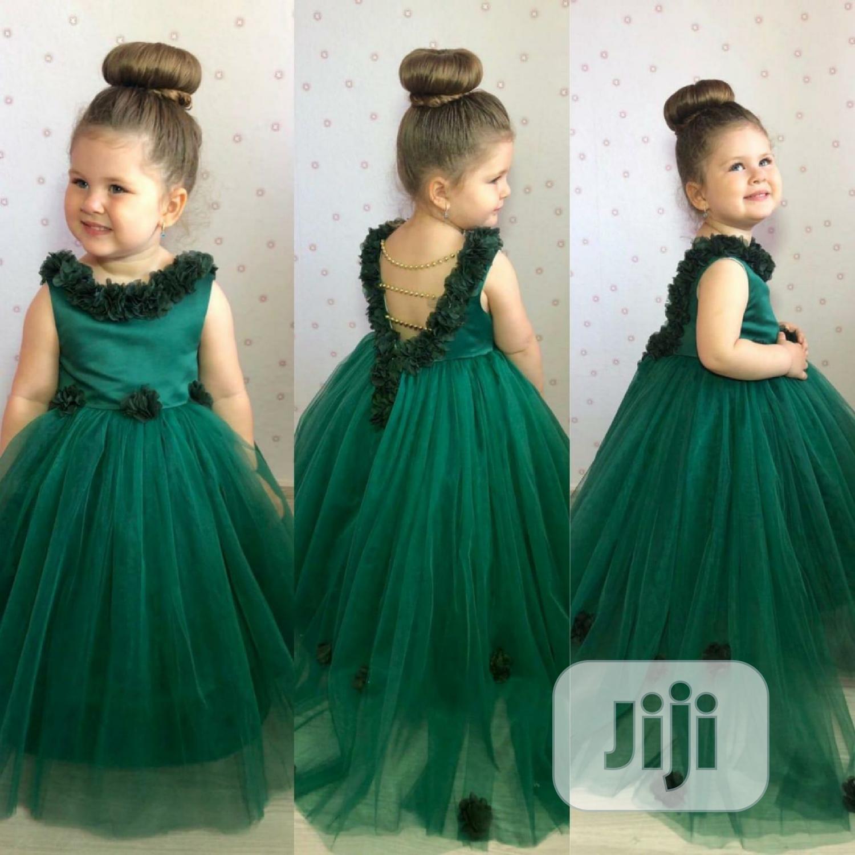 Girls Turkey Party Dress