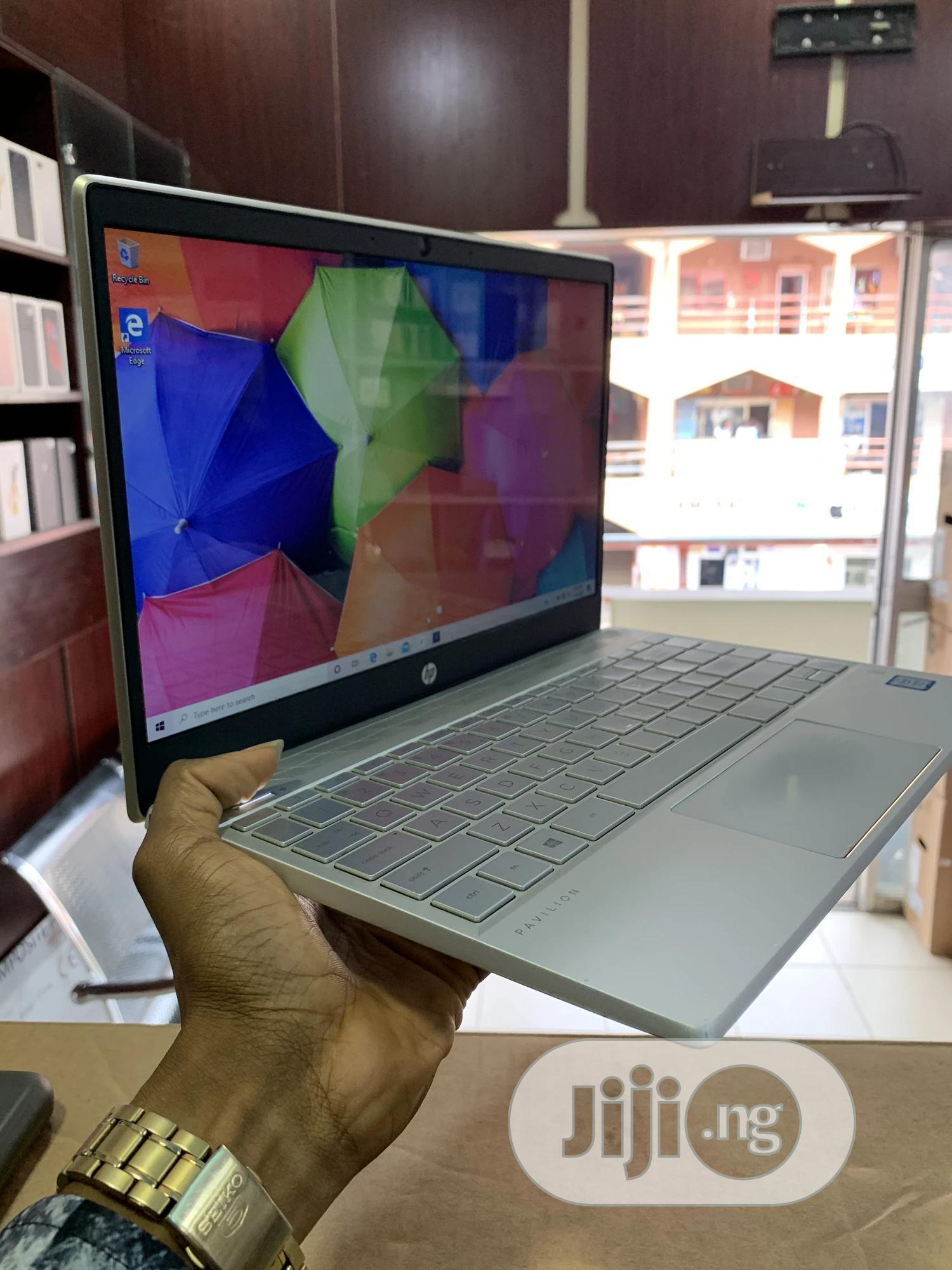 Laptop HP Pavilion 14 8GB Intel Core i5 HDD 1T | Laptops & Computers for sale in Wuse 2, Abuja (FCT) State, Nigeria