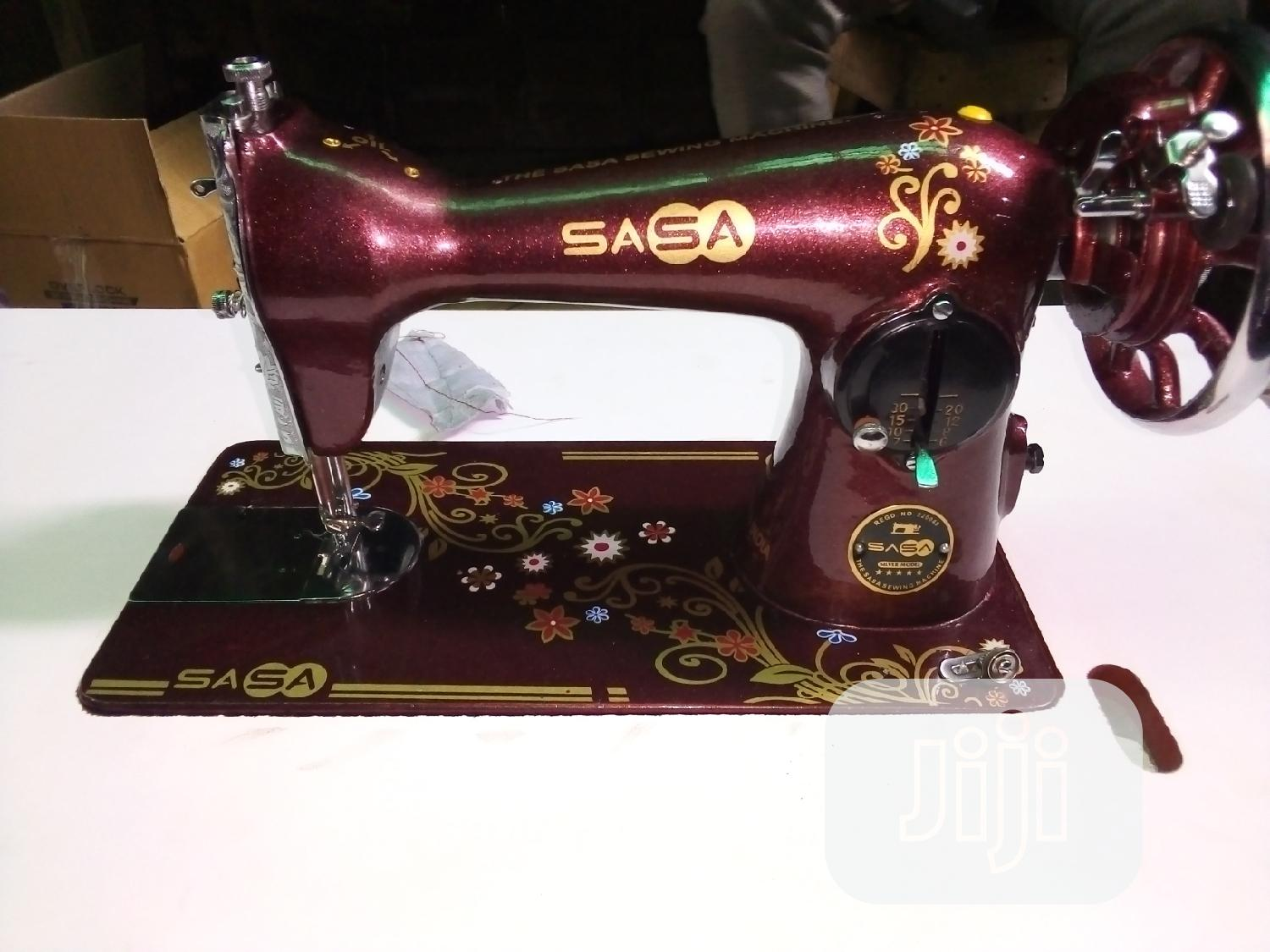 Sasa Domestic Straight Sewing Machine   Home Appliances for sale in Lagos Island, Lagos State, Nigeria