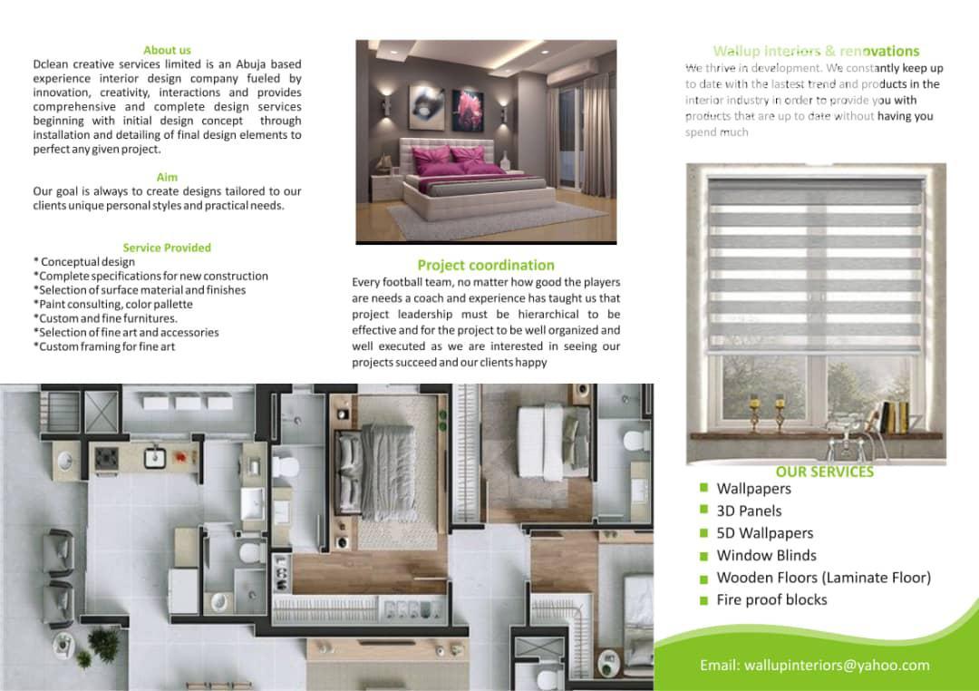 Interior Design   Building & Trades Services for sale in Garki 1, Abuja (FCT) State, Nigeria