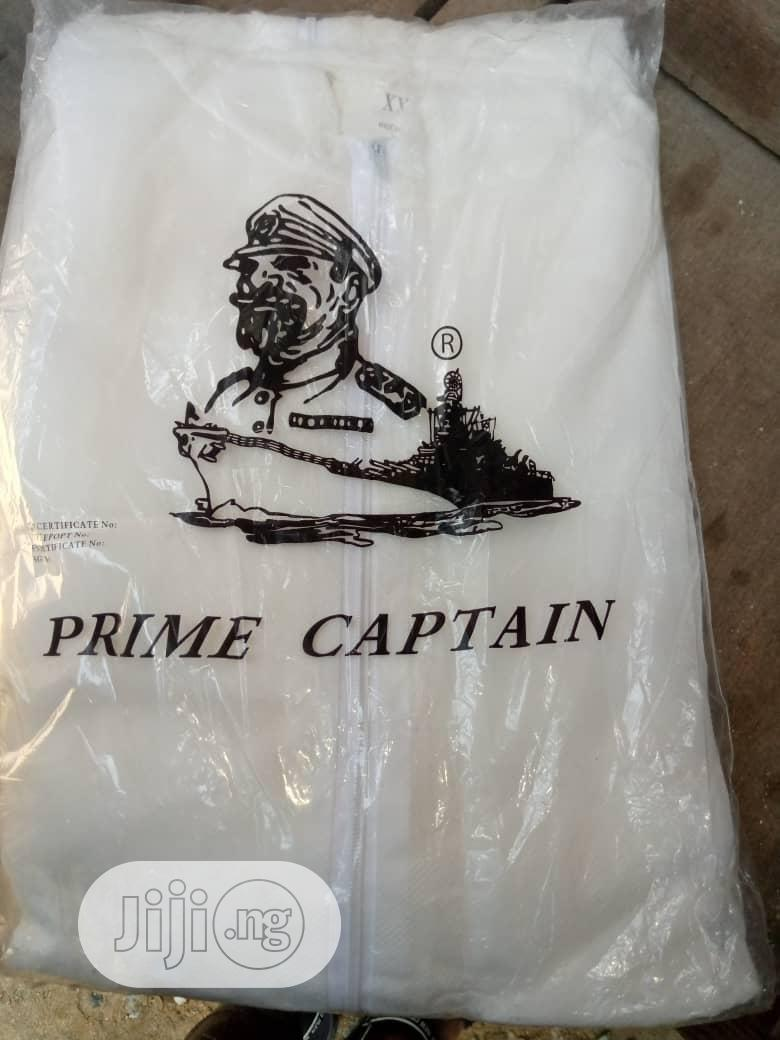 Prime Captain Disposable Coverall
