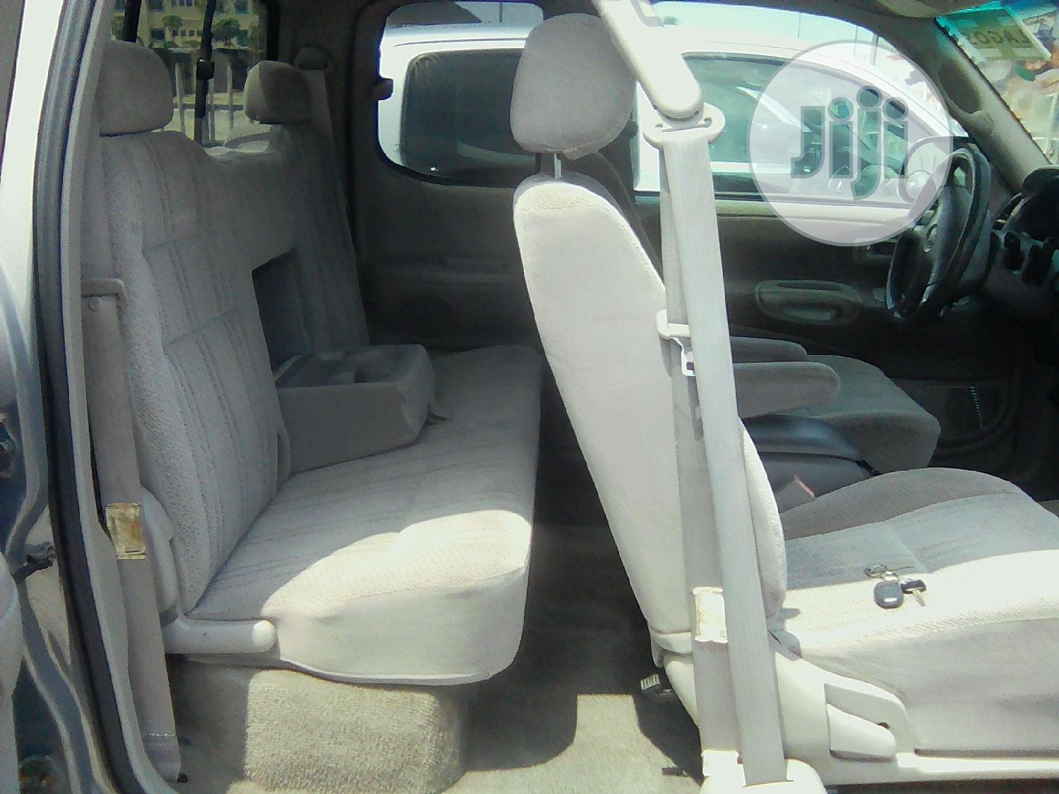 Toyota Tundra 2002 Automatic Gray   Cars for sale in Ajah, Lagos State, Nigeria