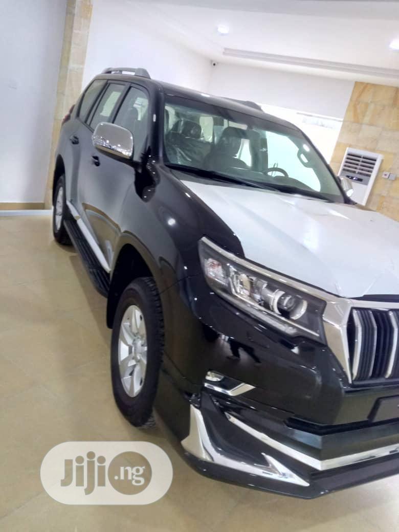 New Toyota Land Cruiser Prado 2020 Black | Cars for sale in Lekki, Lagos State, Nigeria