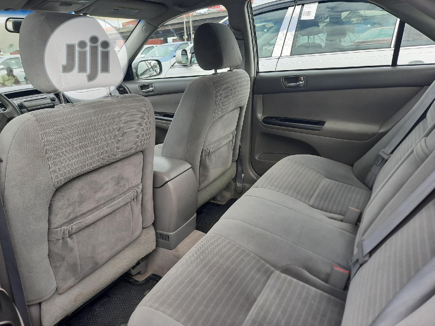 Toyota Camry 2006 Gray | Cars for sale in Apapa, Lagos State, Nigeria