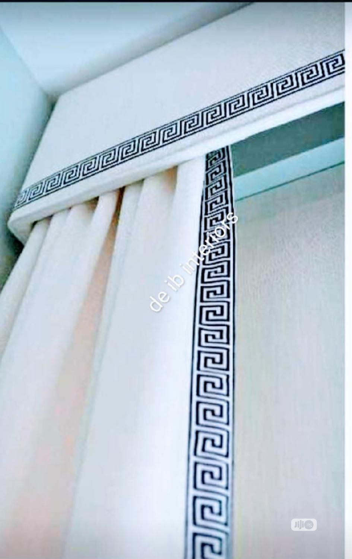 New Window Curtains.