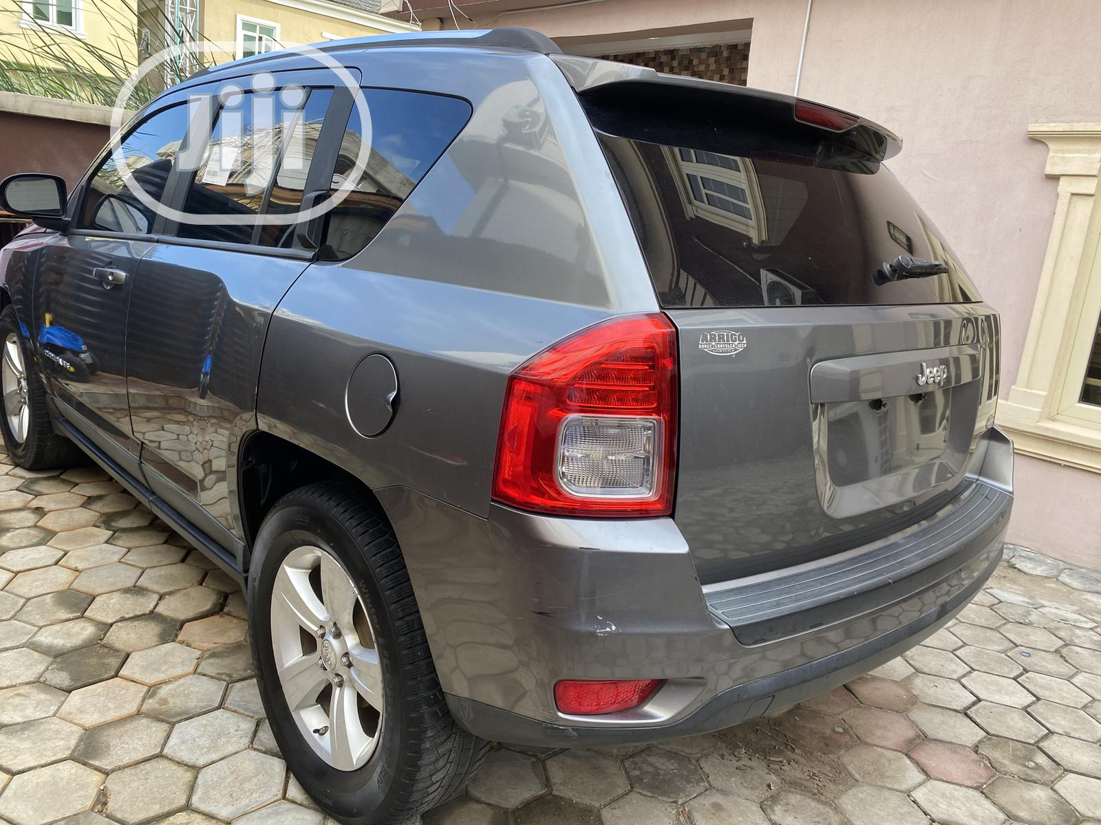 Jeep Compass 2011 Limited Brown | Cars for sale in Lekki, Lagos State, Nigeria