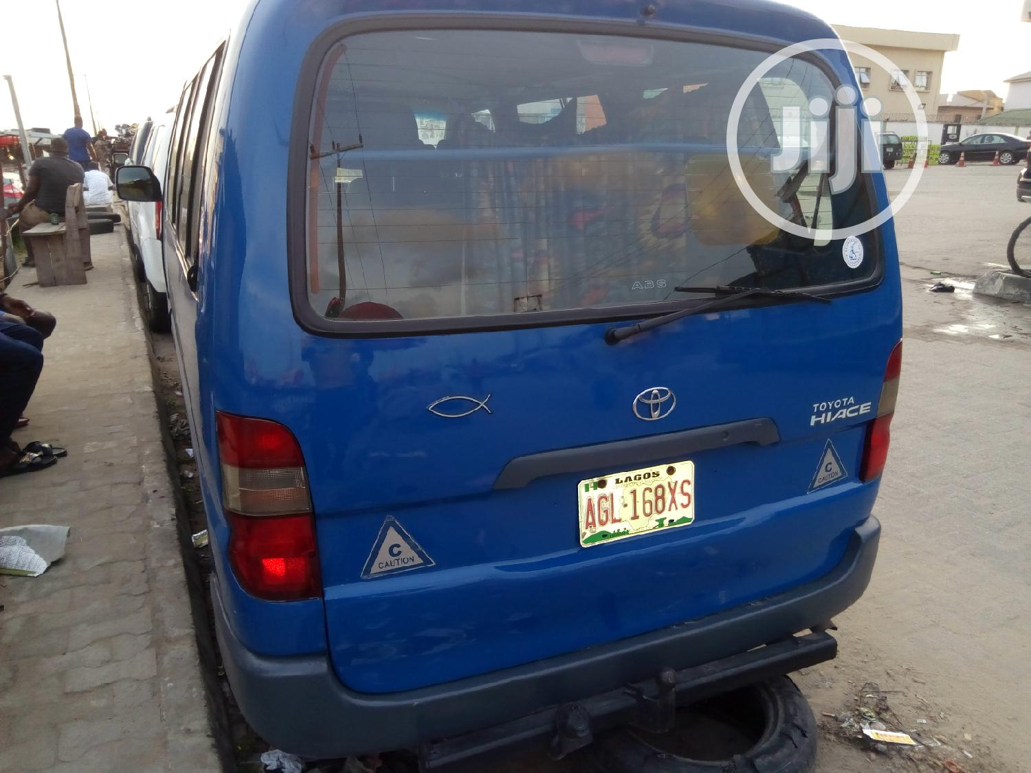 Neatly Used 8 Seater Bus | Buses & Microbuses for sale in Ajah, Lagos State, Nigeria