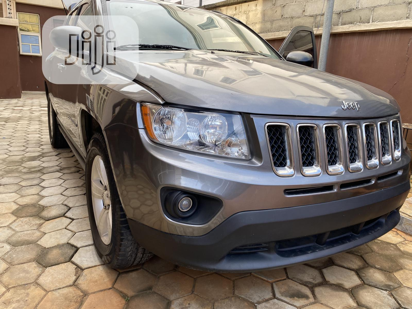 Jeep Compass 2011 Limited Brown