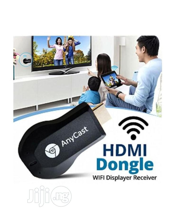 Anycast HDMI Streamer Wifi Display Receiver TV Dongle