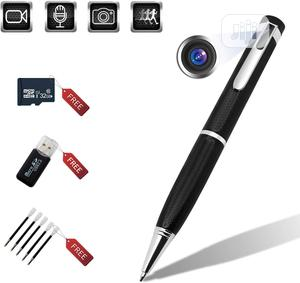 Spy Pen Camera Photo/Video/Audio Recorder 1080P | Security & Surveillance for sale in Abuja (FCT) State, Gwarinpa