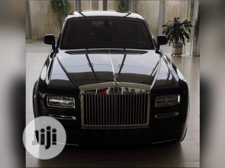 New Rolls-Royce Phantom 2017 Black