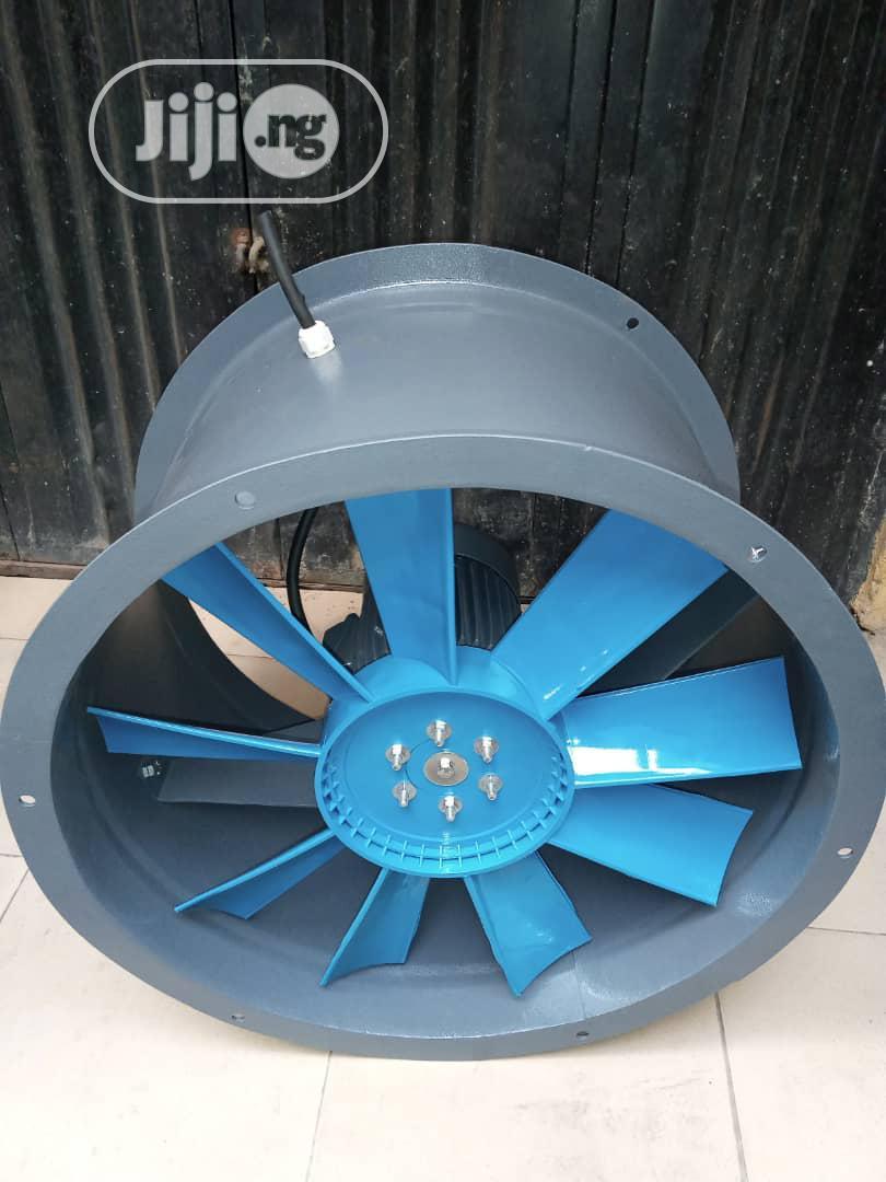 New Woods Extractor Fan