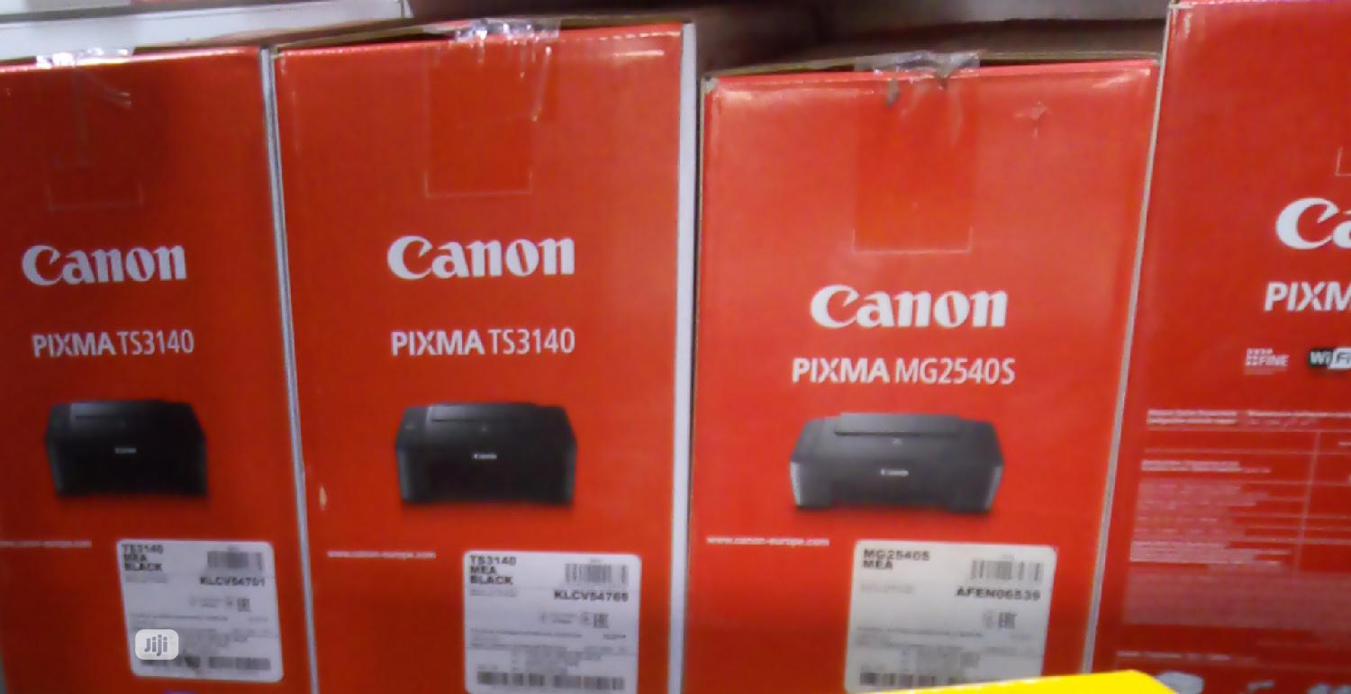 CANON TS3140 Wireless All-in-printer | Printers & Scanners for sale in Ikeja, Lagos State, Nigeria