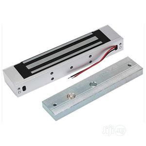 Electric Magnetic Lock + Brackets 180KG For Access Control | Security & Surveillance for sale in Abuja (FCT) State, Gwarinpa