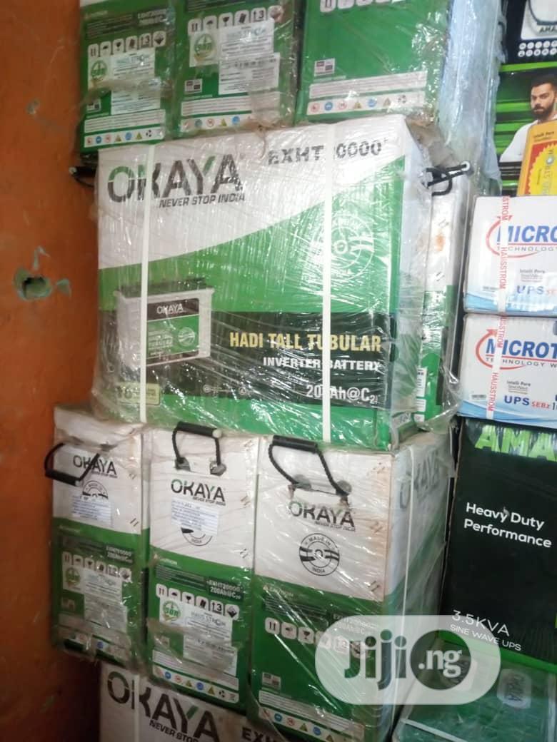 OKAYA Battery 200amps