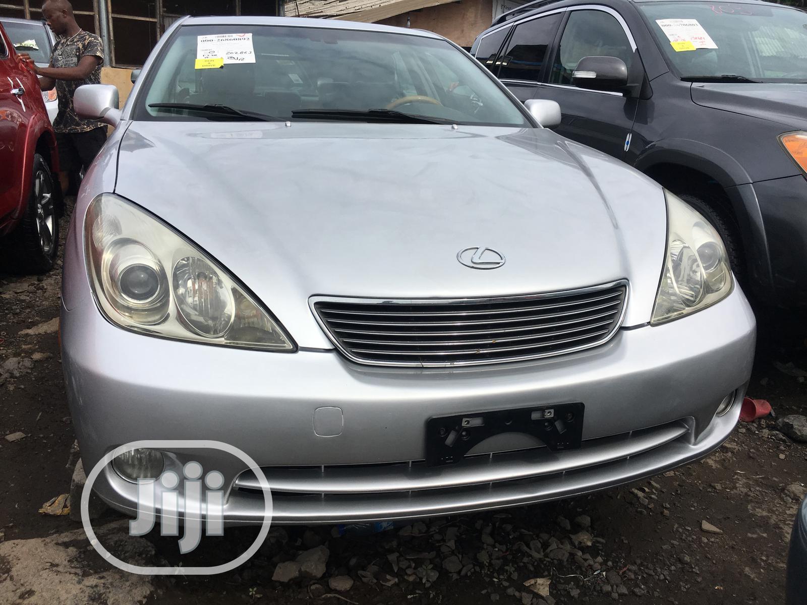 Archive: Lexus ES 330 2005 Silver