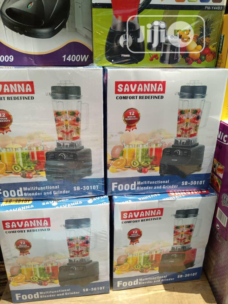 Savannah Commercial Blender