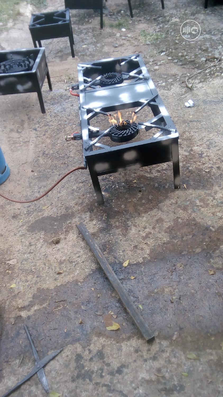 Archive: Single Burner Gas Cooker