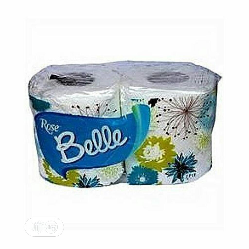 Rose Belle Tissue Paper - 48 Rolls