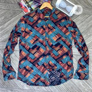 Original Versace Long Sleeve T Shirt Now Available in Store   Clothing for sale in Lagos State, Lagos Island (Eko)