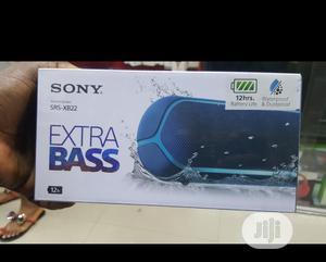 Sony-srs Xb22 Extra Bass Wireless Speaker | Audio & Music Equipment for sale in Lagos State, Lekki