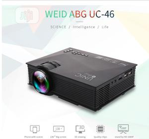 Mini Wifi Projector | TV & DVD Equipment for sale in Lagos State, Ajah