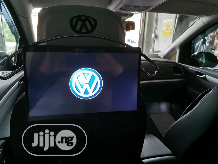 Car TV Headrest Monitor Touch Screen 12.5 Inch Android   Vehicle Parts & Accessories for sale in Ojo, Lagos State, Nigeria