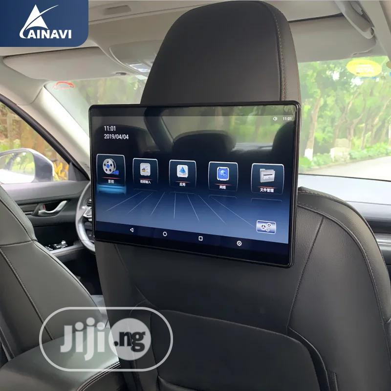 Car TV Headrest Monitor Touch Screen 12.5 Inch Android
