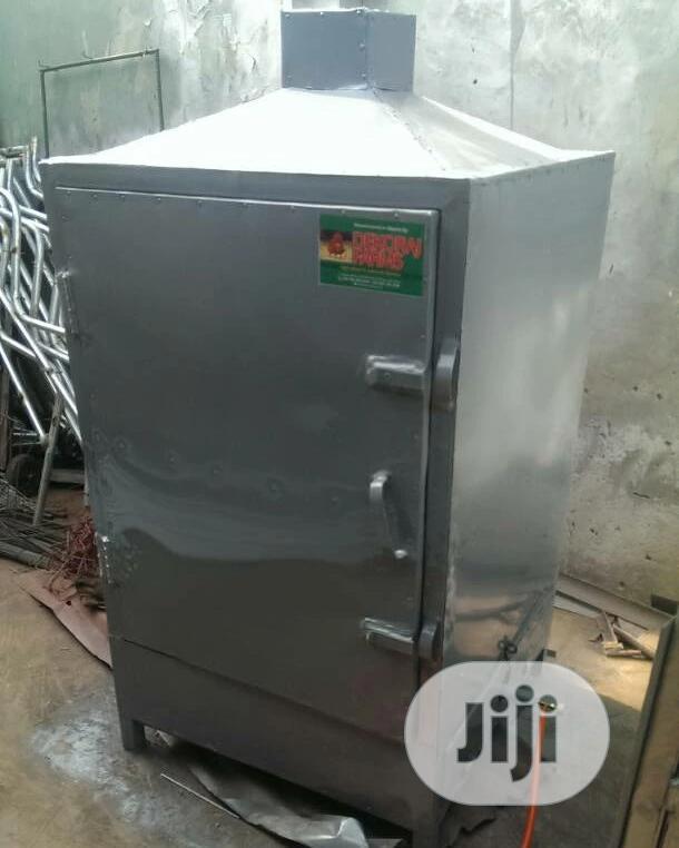 100pieces × 1kg Galvanized Fish Smoking Kiln/Oven