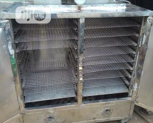 150pieces × 1kg Stainless Steel Fish Smoking Kiln | Farm Machinery & Equipment for sale in Lagos State, Ifako-Ijaiye