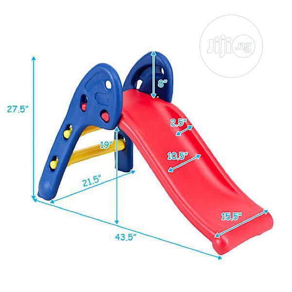 Archive: Step Children Folding Plastic Slide