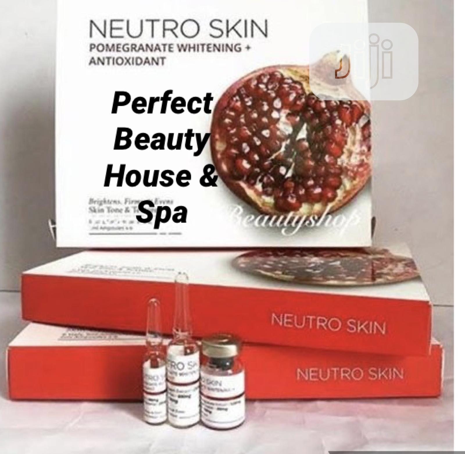 Neutro Skin Pomegranate Whitening Antioxidant IV