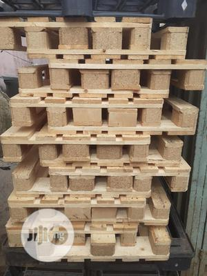 Imported Wooden Pallets | Building Materials for sale in Lagos State, Agege