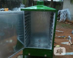 100kg Fish Smoking Kiln Made By Dekoraj Dekoraj Company | Farm Machinery & Equipment for sale in Lagos State, Kosofe