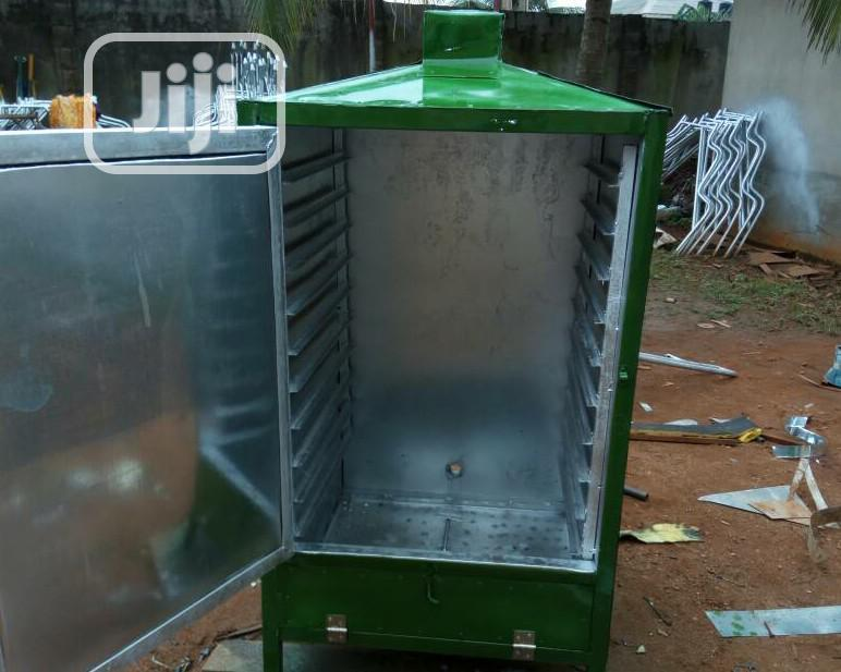 100kg Fish Smoking Kiln Made By Dekoraj Dekoraj Company