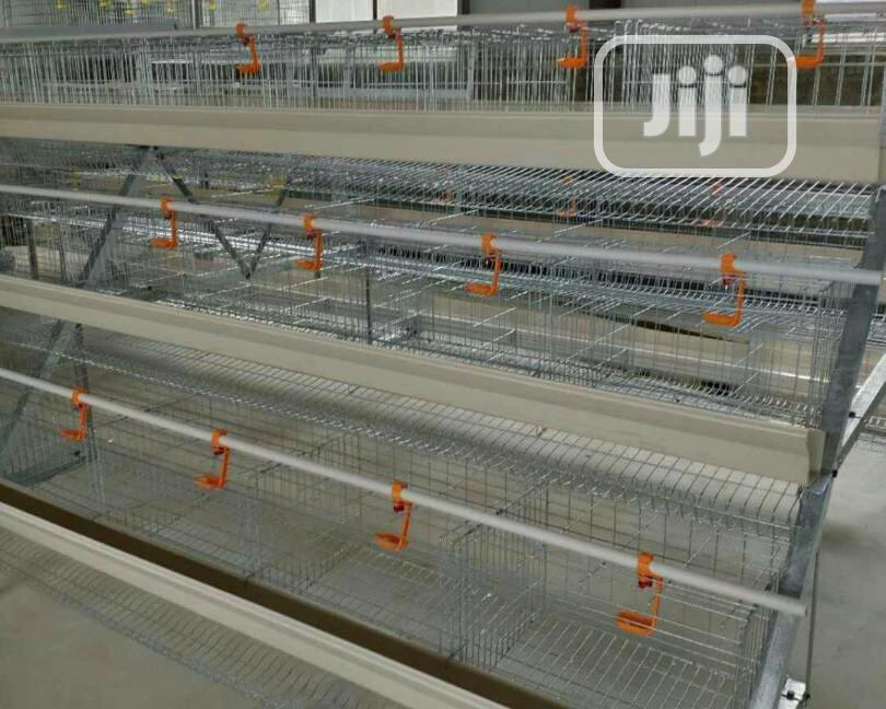 Premuim Quality Galvanized Imported Cage For Farmers