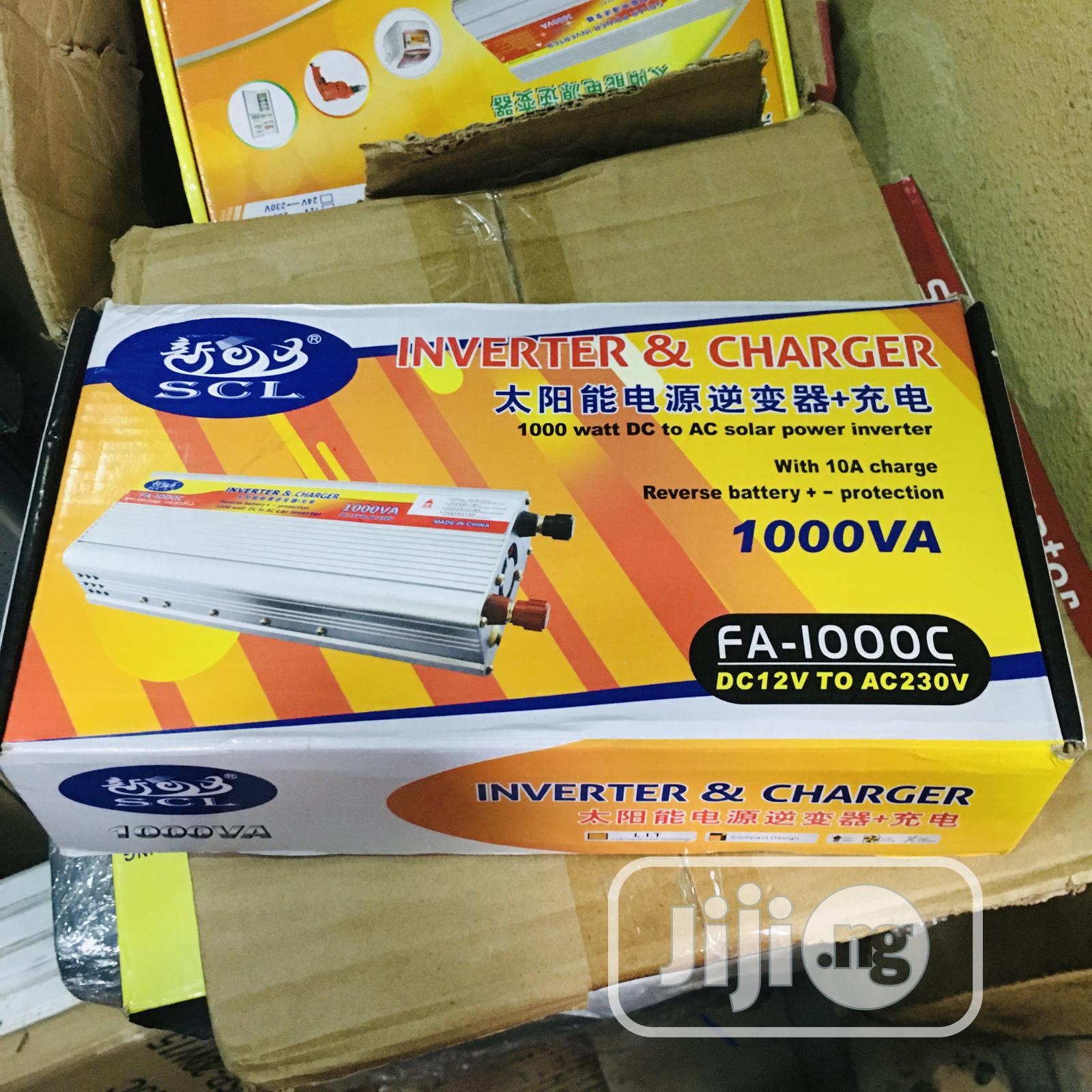 1000watts Inverter With Charger