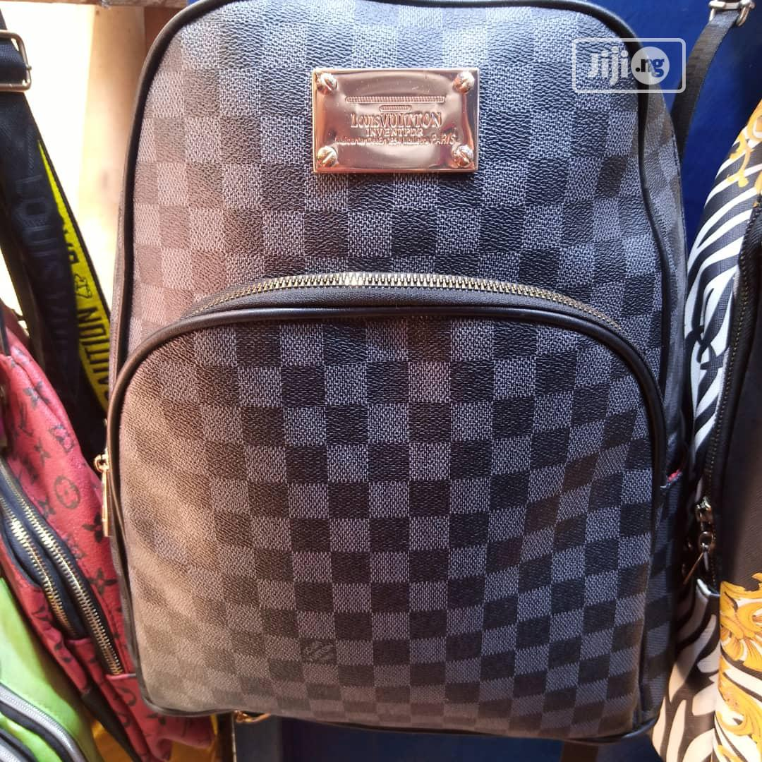 Archive: Exclusive Backpack for Classic Men and Women