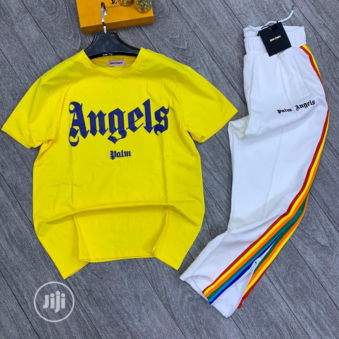 Archive: Palm Angels T Shirt and Joggers