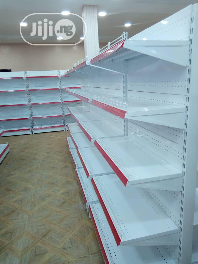 Supermarket Shelves | Store Equipment for sale in Ikeja, Lagos State, Nigeria
