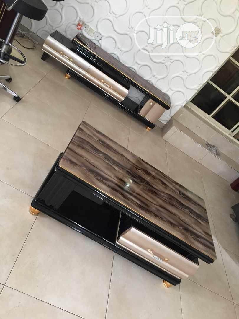 Classic TV Stand and Center