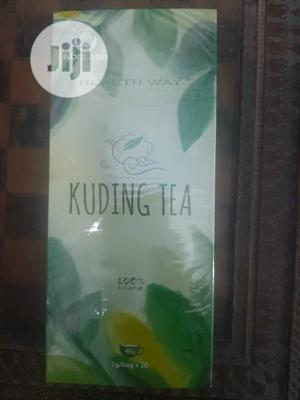 KUDDING TEA(Reduces Blood Pressure And Cholesterol)   Vitamins & Supplements for sale in Lagos State, Maryland