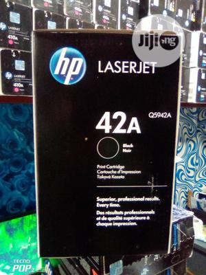 Genuine HP 42A Toner | Accessories & Supplies for Electronics for sale in Lagos State, Apapa